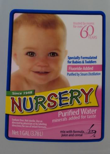 """Nursey Water"" Creepy!"